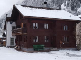 Montafonerhaus Berg-Glueck, Partenen