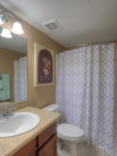 Secondary Guest Bathroom