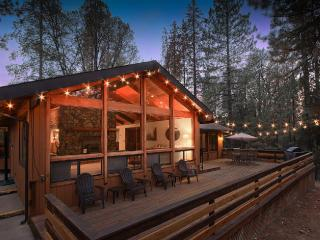The Beauty of Yosemite at this World Class Lodge, Mariposa