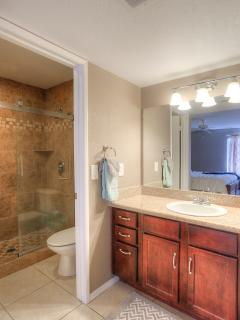 Gorgeous Upgraded En Suite Master Bathroom with Walk in Shower