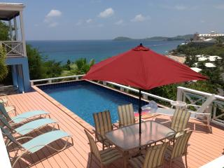 CalypsoBlu - Private Oceanview Villa with Pool, St. Thomas