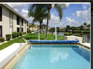 beautiful gunite heated pool