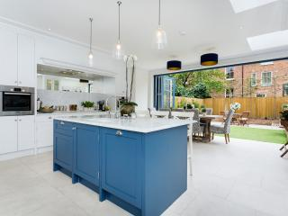 5 bed magnificence in Brook Green, West Kensington, London