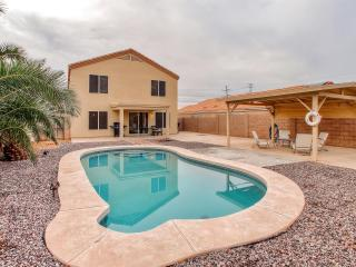 5BR Avondale House w/Private Pool - Minutes from Phoenix International Raceway & Numerous Other Attractions!