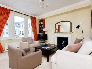 A modest two bedroom apartment in the popular area of Kensington., London