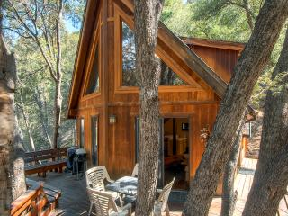 """The Tree House"" 3BR Pine Mountain Club Cabin Near Scenic Nature Trails - A Romantic, Relaxing, Fun Slice of Heaven!"