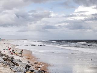 Brilliant 4BR Carolina Beach Townhome w/Ocean & Canal Views - Walk to the Beach!