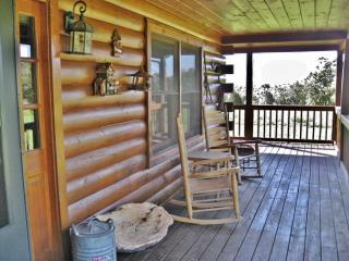 New Listing! Secluded 4BR Riceville Mountain Cabin w/Wraparound Porch, Wifi & Fire Pit - Easy Access to River Rafting, National Forests & More!