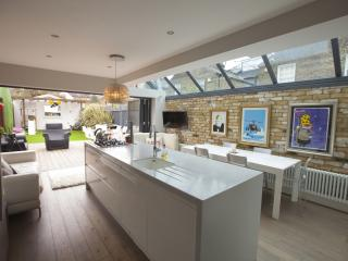 Interior designed 4 bed house, Dudley Road, Queen's Park, London