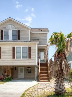 You'll love this fantastic Kure Beach vacation rental townhome, located just blocks away from the beach!