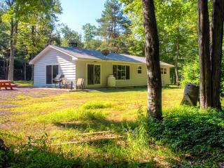 Pocono Lake Home w/Yard, Grill & Easy Beach Access