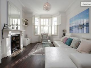 4 bed family home on Burnfoot Avenue, Fulham, London