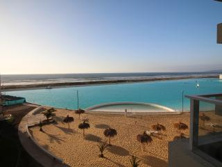 1 bedroom 5th floor frontal sea view La Serena