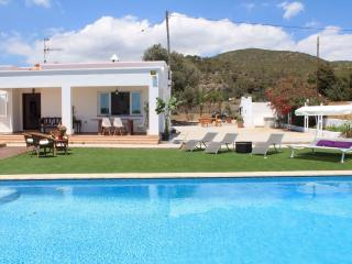 villa whit private pool, Ibiza Ciudad