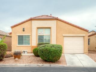 Comfortable 3BR Las Vegas House w/Wifi, Gas Grill & Covered Porch - Fantastic Location! Just Minutes from the Strip, Golfing, Hiking & More!