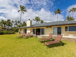 Kailua Beachfront Villa