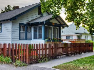 New Listing! Charming Missoula Craftsman Bungalow - Close to University, Hip Strip, Downtown, Riverfront