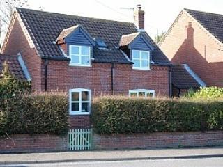 Detached Cottage with newly fitted double glazing and private gardens front and rear