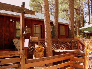 It's Simply Irresistible!  Renovated romantic cozy cabin for 2 with spa!!