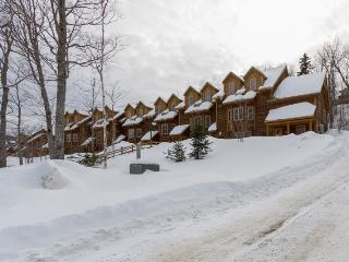 Peaceful 4BR Carrabassett Valley Condo w/Beautiful Mountain Views & Shuttle Access - Amazing Ski-In/Ski-Out Location at Sugarloaf Ski Resort!
