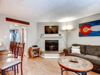 Wonderful 2BR Breckenridge Condo w/Wifi, Mountain Views & Hot Tub Access - Just Steps from the Ski Lift! Prime Location in the Heart of Downtown