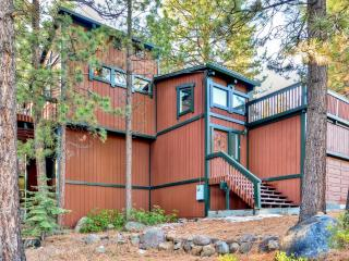 New Listing! Stunning & Private 3BR Tahoe City House w/Wifi & 2 Spacious Decks - Close to Outdoor Recreation, shopping, Terrific Dining & More! Perfect Getaway for Every Season!