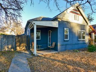 Recently Reduced Rates! New Listing! Quaint 1BR Denver House w/Large Fenced Yard & Unique Vintage Touches - Amazing Location Just 10 Minutes from Downtown! Easy Access to Light Rail, Restaurants, Beautiful Parks & More!