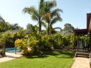 Hut in tropical Setting, Ringwood