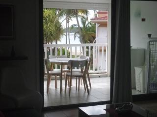 1 bedroom apartment, view garden, 1st floor, Baie Nettle