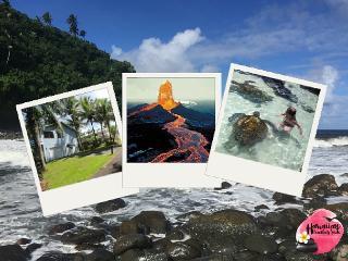 Discover Your Hawaiian Beaches Suite, Pahoa