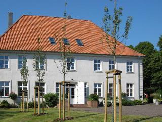 140 m² | Ferienwohnung im Gutshaus Jarnitz