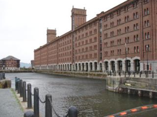 Luxury 2 Floor Waterfront Warehouse  Apartment, Liverpool