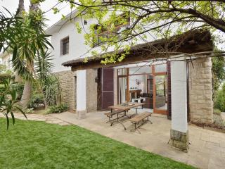 Center villa. NO CAR NEEDED. 5min walk to beach, Sitges