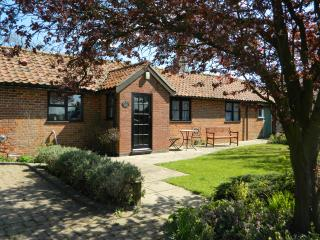 Rural holiday cottage near Dereham