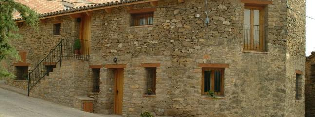 Apartaments rurals Contorna, Àger