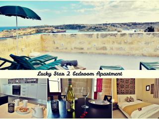 VBL- LUCKY STAR PREMIUM 2 BEDROOM APARTMENT, La Valeta