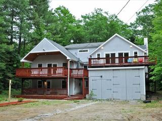 6 BR in Birch Hill. Cable, Wifi, Game Room! 5 min to North Conway village!