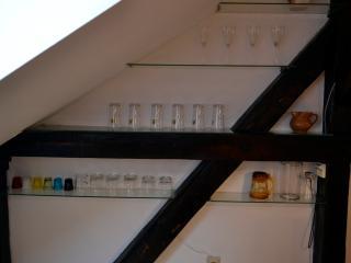 Homey attic apartment in Osijek