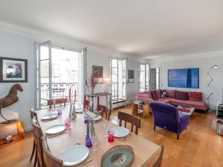 2BD/2BTH Duplex with Notre Dame view in the heart of Saint-Germain des Pres