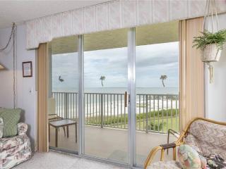 Estero Beach & Tennis 507C, 5th Floor, Elevator, Heated Pool, Fort Myers Beach