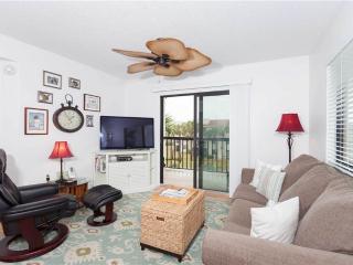 Ocean Village Club A36, 1 Bedroom, Top Floor, Pet Friendly, WiFi, Sleeps 4, Saint Augustine