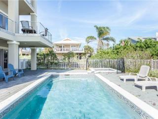 Augustine Sunset, 4 Bedrooms, Ocean View, Private Pool, Sleeps 12, Saint Augustine