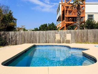 Atlantic Bliss, 3 Bedrooms, Ocean View, Pet Friendly, Sleeps 9, Saint Augustine