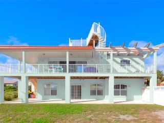 Golden Sands Beach House, Private Pool, Spa, 5 Bedrooms, Ocean Views, Saint Augustine