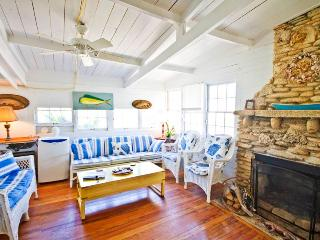 The Historic Hut, 3 Bedrooms, Ocean Front, Pet Friendly, WiFi, Sleeps 6, Saint Augustine
