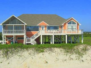 White Sand Beach House, Direct Ocean Front, Huge Decks, Summer Haven Florid, Saint Augustine