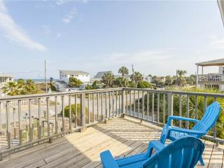 Sea Oats, 4 Bedrooms, Ocean View, Pet Friendly, Sleeps 12, Santo Agostinho