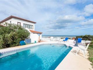 Sueno Mar, Ocean Front, 4 Bedrooms, Private Pool, Saint Augustine