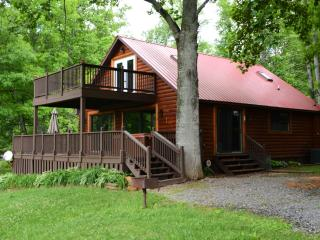 Waters Edge Cabin on Lake Nantahala, Topton