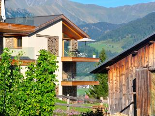 Panoramic & family-friendly mountain rental (8 p), Laax